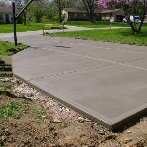 What To Expect When You Install A Concrete Driveway